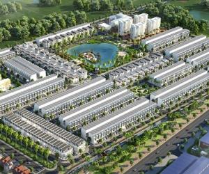 Dự án khu đô thị Kosy Bắc Giang