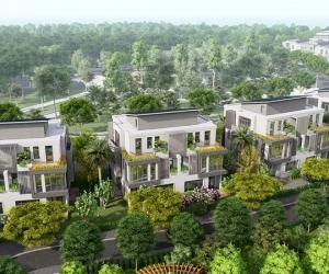 Dự án khu biệt thự Hoa Viên Hà Nội