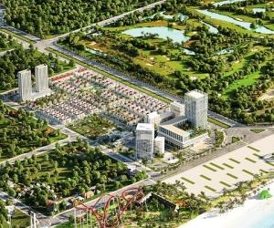 Dự án Cửa Lò Beach Villa