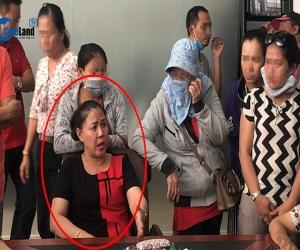 Bắt tạm giam nữ giám đốc Công ty Hoàng Kim Land lừa đảo