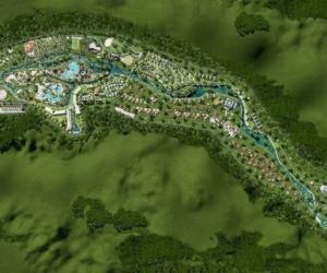Dự án khu nghỉ dưỡng Bạch Mã Hill Spring Resort