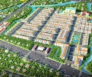 Dự án Lotus New City Long An