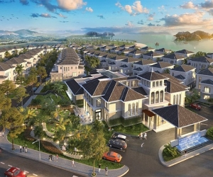 Dự án Grand Bay Towhouse Hạ Long