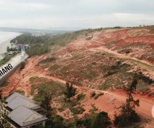 Tiến độ thi công dự án Sentosa Villa tháng 9/2019