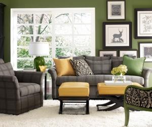 Sử dụng nội thất màu tối thế nào cho đẹp nhà?