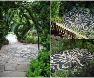 Trang trí nhà sáng tạo với họa tiết Mandala