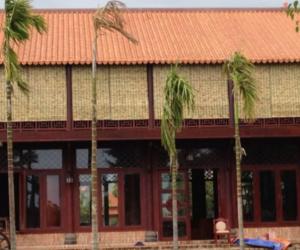 Ngắm loạt thiết kế nhà gỗ 2 tầng đẹp hiện đại