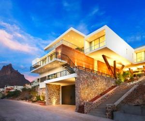 Chiêm ngưỡng ngôi nhà với phong cách nghỉ dưỡng tại Mexico