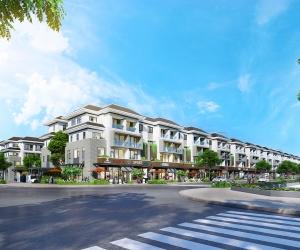 6 ẫu mặt bằng biệt thự Lavila Đông Sài Gòn 2