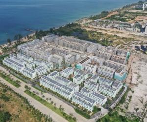 Tiến độ thi công dự án Phú Quốc Waterfront