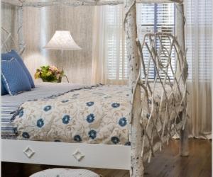 Thiết kế giường cây độc đáo cho phòng ngủ