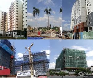Tiến độ dự án quận Gò Vấp tháng 11.2015