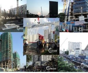 Tiến độ dự án quận 4 và quận 8 tháng 10.2015