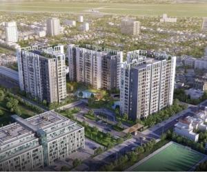 Phối cảnh dự án Cộng Hòa Garden Tân Bình