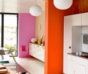 Trang trí nhà theo phong cách Colour block