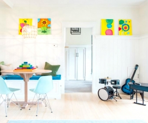 Những căn phòng dành cho trẻ em đẹp và ấn tượng