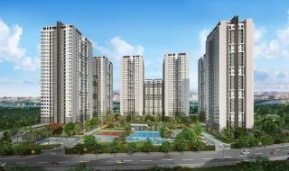 Dự án Saigon South Residences Nhà Bè