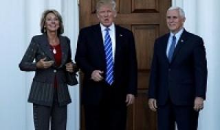 Tân Tổng thống Mỹ Donald Trump đưa hàng loạt chuyên gia tài chính vào nội các