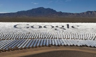 Tập đoàn Google sẽ sử dụng 100% năng lượng tái tạo
