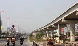 TPHCM: Công tác giải phóng mặt bằng tuyến Metro số 2 vẫn chậm tiến độ