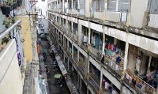 TPHCM tháo dỡ khẩn cấp 3 chung cư cũ tại các quận trung tâm