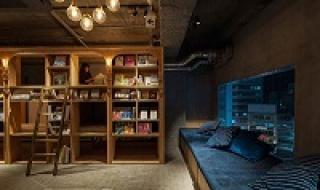 """Nhật Bản: Khách sạn cung cấp dịch vụ phòng ngủ dành cho """"mọt sách"""""""