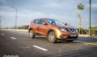Đánh giá xe Nissan X-Trail 2.0 SL 2WD
