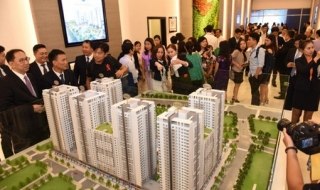 Nhiều giải pháp tài chính thu hút người trẻ mua nhà