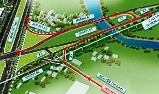 TPHCM kiến nghị xây hầm chui 1.000 tỷ đồng tại cửa ngõ phía đông