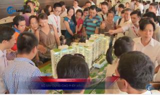 Bộ Xây dựng lại cho phép xây dựng căn hộ 25m2 (tuần 18)