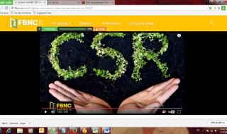 Doanh nghiệp Việt chưa có chiến lược dài hạn cho CSR