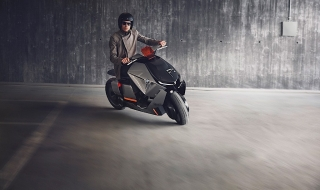 BMW Motorrad Concept Link - Xe máy đến từ tương lai