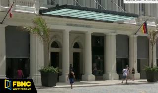 Cuba có khách sạn 5 sao đầu tiên.