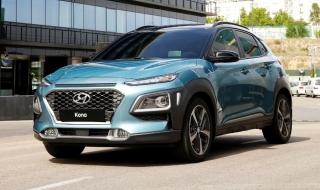 Hyundai Kona SUV Compact tràn ngập công nghệ tiên tiến