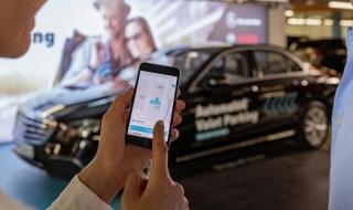 Bosch và Mercedes-Benz ra mắt dịch vụ hỗ trợ đỗ xe tự động