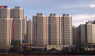 Siết chặt đầu cơ bất động sản tại Trung Quốc