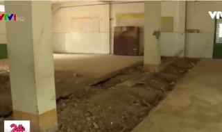 TP.HCM: Trường học hàng chục tỷ đồng bị bỏ hoang
