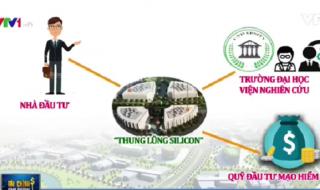 """Những kỳ vọng ở """"Thung lũng Silicon"""" Việt Nam"""