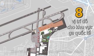Tân Sơn Nhất có thêm 21 chỗ đậu máy bay phục vụ Tết nguyên đán