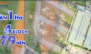 Khu dân cư Đại Phú Bình Chánh