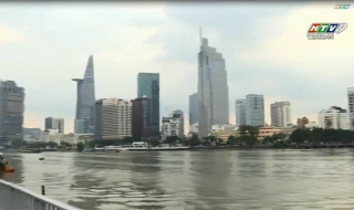 """Lo ngại """"cao ốc hóa"""" bờ sông Sài Gòn"""