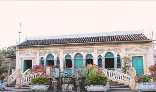 Nhà cổ hơn trăm năm ở Cần Thơ từng là bối cảnh phim Pháp