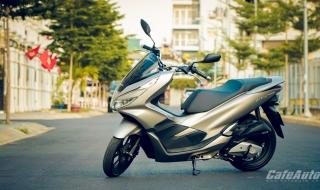 Đánh giá chi tiết Honda PCX 2018