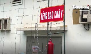 Lo ngay ngáy với hiểm họa cháy nổ ở các chung cư cũ Sài Gòn