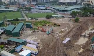 Bên trong dự án nhà hát Hoa Sen chưa triển khai đã dừng ở Hà Nội