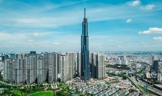 Cận cảnh tòa tháp cao nhất Việt Nam The Landmark 81