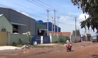 Lập đoàn kiểm tra các dự án xây dựng trái phép tại cụm công nghiệp Phước Tân, Đồng Nai