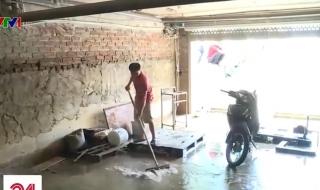 Ngập lụt sau mưa, lộ bất cập hạ tầng của khu đô thị
