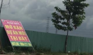 Chưa xong giải tỏa, dự án Đông Bình Dương rầm rộ rao bán