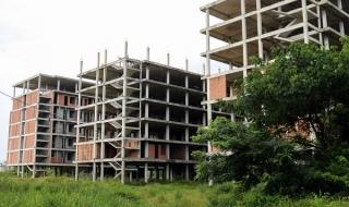 Ký túc xá 700 tỷ xây dở, hoang tàn ở Đà Nẵng